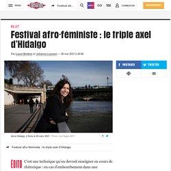 Festival afro-féministe : le triple axel d'Hidalgo