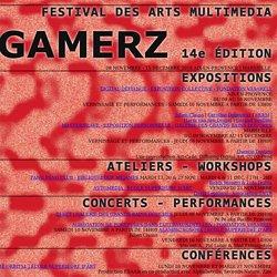 Festival GAMERZ 14 (Aix)
