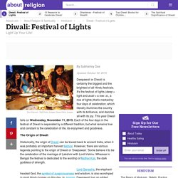 Diwali (Festival of Lights) - History and Significance