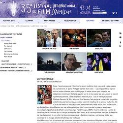 Les Films : Festival International du Film d'Amiens