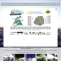 Sieste électronique + IGIT - Festival Kiosquorama