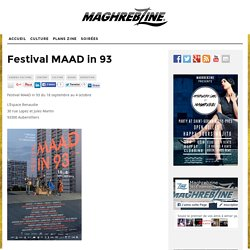 Festival MAAD in 93