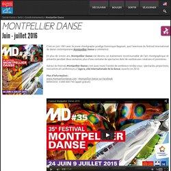 Festival Montpellier Danse - Sud de France