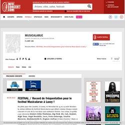 Festival Musicalarue - Luxey
