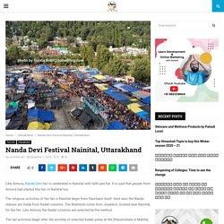 Nanda Devi Festival Nainital, Uttarakhand - Pahadi Log