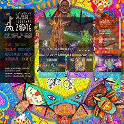 BOOM FESTIVAL, 1997-2016, Oneness