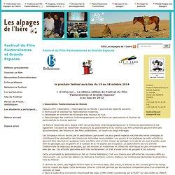Festival du Film Pastoralismes et Grands Espaces