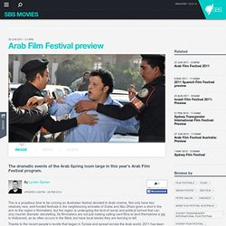 Arab Film Festival preview - SBS Films