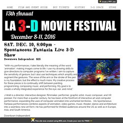 13th Annual LA 3-D Movie Festival