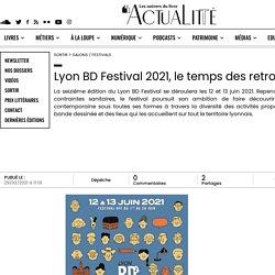 Lyon BD Festival2021, le temps des retrouvailles