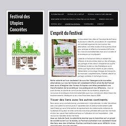 L'esprit du Festival-Mozilla Firefox