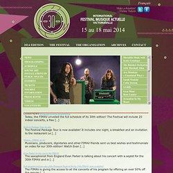 Festival International de Musique Actuelle de Victoriaville