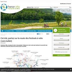 Cet été, partez sur la route des festivals à vélo [Juin/Juillet] — Français