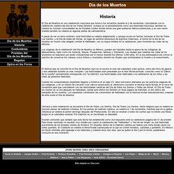Dia de los Muertos - Festividad del Dia de Muertos, Historia, origen de la celebracion, festejo, costumbre