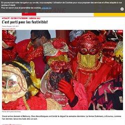 C'est parti pour les festivités! - Toute l'actualité de la Guyane sur Internet - FranceGuyane.fr