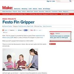 Festo Fin Gripper