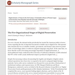 Digital Libraries: A Vision for the 21st Century: A Festschrift in Honor of Wendy Lougee on the Occasion of her Departure from the University of Michigan