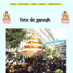 Fête de Ganesha