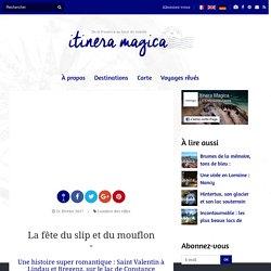 La fête du slip et du mouflon - Itinera-magica.com
