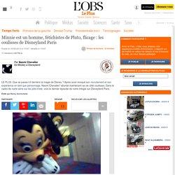 Minnie est un homme, fétichistes de Pluto, flicage : les coulisses de Disneyland Paris