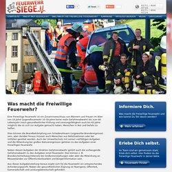 Feuerwehr Siegen