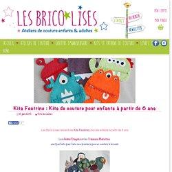 Kits Feutrine : Kits de couture pour enfants à partir de 6 ans