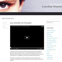 2013 février « Caroline Fourest