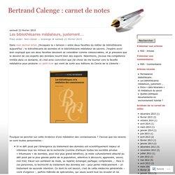 Bertrand Calenge