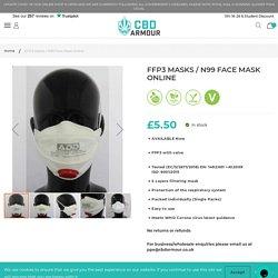 Buy FFP3 Mask Online UK