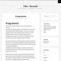 FGo - Accueil