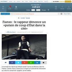 Fianso : le rappeur dénonce... - Le Figaro