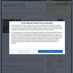 Hat tanács drogos fiatalok szüleinek - ADDICTUS