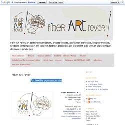 Fiber Art Fever!: Fiber Art Fever!