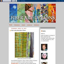 Fiber Art Options