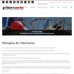 Custom Fiberglass Made Products