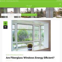 Why Should Chooes Fiberglass Windows