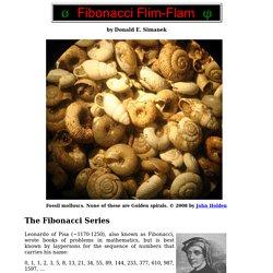 Fibonacci Flim-Flam.
