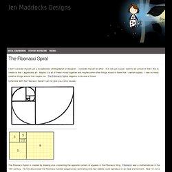 Blog Archive » The Fibonacci Spiral