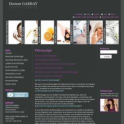 Fibromyalgie - Traitement naturel par la nutrition