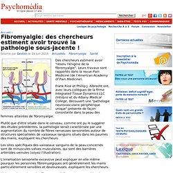 Fibromyalgie: des chercheurs estiment avoir trouvé la pathologie sous-jacente !