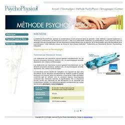 Nos Soins - Nous soignons la fibromyalgie !PsychoPhysio