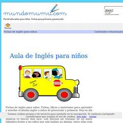 FICHAS, LIBROS Y MATERIALES DE INGLÉS GRATIS PARA NIÑOS