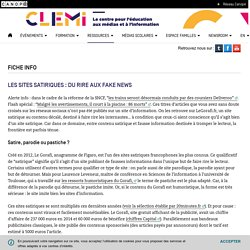 Fiche info- CLEMI