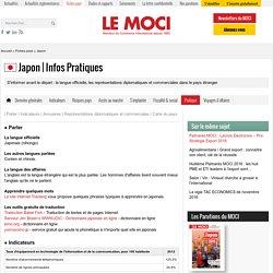 Fiche pays Japon - Le Moci