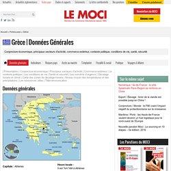 Fiche pays Grèce - Le Moci