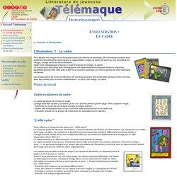 fiche pedagogique - Le cadre dans l'illustration