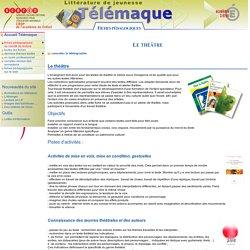 Le théâtre - Télémaque