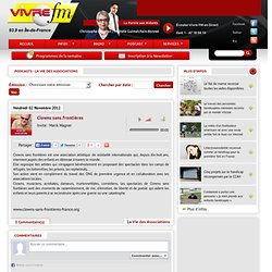 Fiche - Podcasts