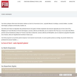 Fill : Fiches juridiques