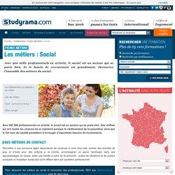 Fiches Métiers : Social - Studyrama.com